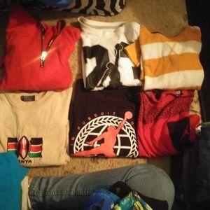 Boys Clothing In Bulk Size 10/12